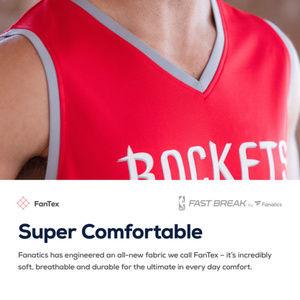96f7ed440aef Fanatics Shirts - Men s Houston Rockets Chris Paul Fanatics Jersey L